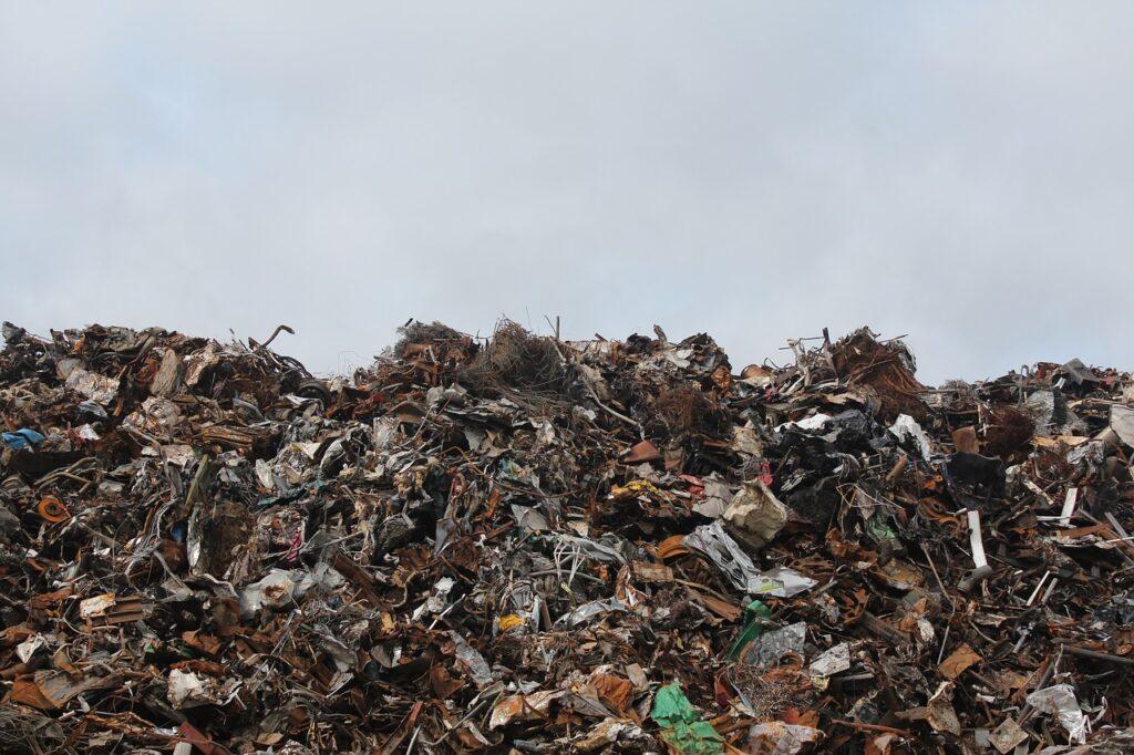 disposal, dump, garbage